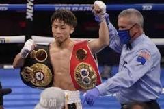 井上尚弥 衝撃の3回TKO 1回に勝利確信「弱気な姿勢も見えた。こんなもんかと」