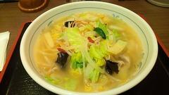 福しん・野菜タンメン(大久保)490円
