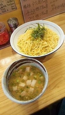 8龍麺(赤羽)850円