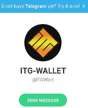 ITG-telegram