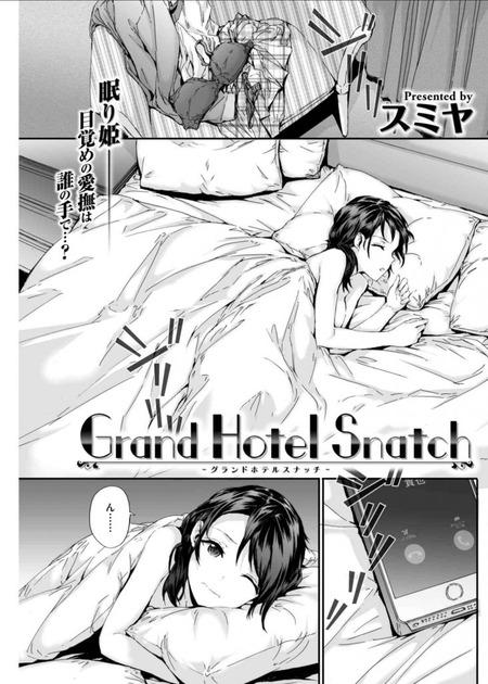 [スミヤ]Grand Hotel Snatch