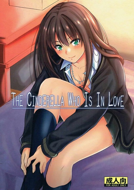 THE CINDERELLA WHO IS IN LOVE