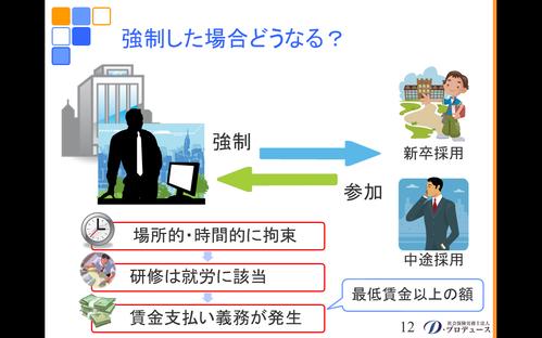 勘どころシリーズ「入社前研修」3-4