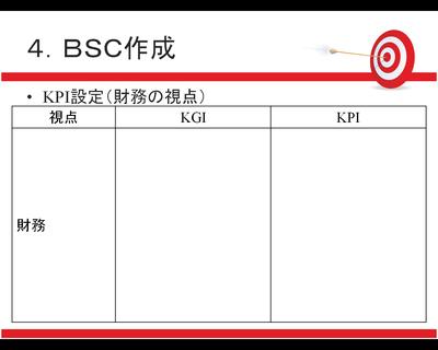 KGI&KPI@財務