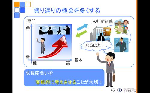 勘どころシリーズ「入社前研修」9-2