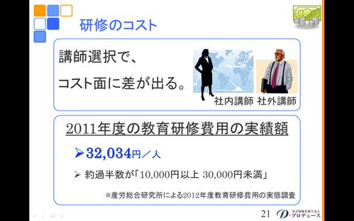 勘どころシリーズ「入社前研修」4-8