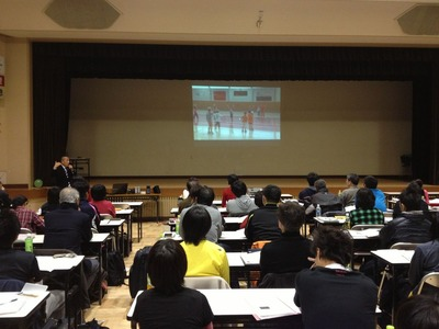 ジュニアスポーツ指導員養成講習会