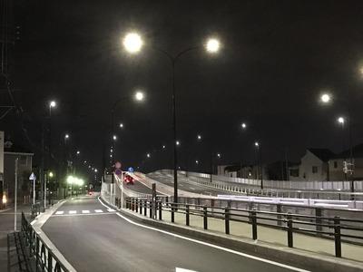 新府中街道・国分寺陸橋