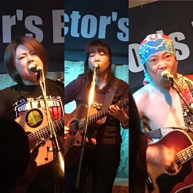 サイバーパンク演歌歌手Σ、キクチシノブ、Ikasama宗教