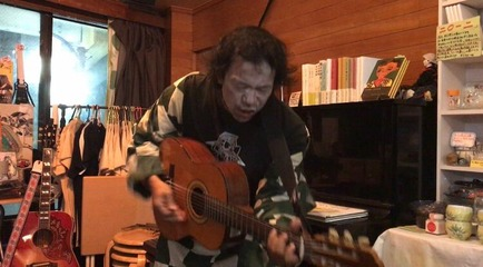 詰沢脇市 2017.2.1 高円寺円盤