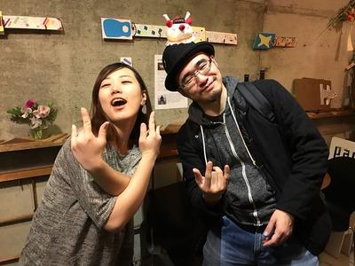 北村奈緒子と守山ダダマ