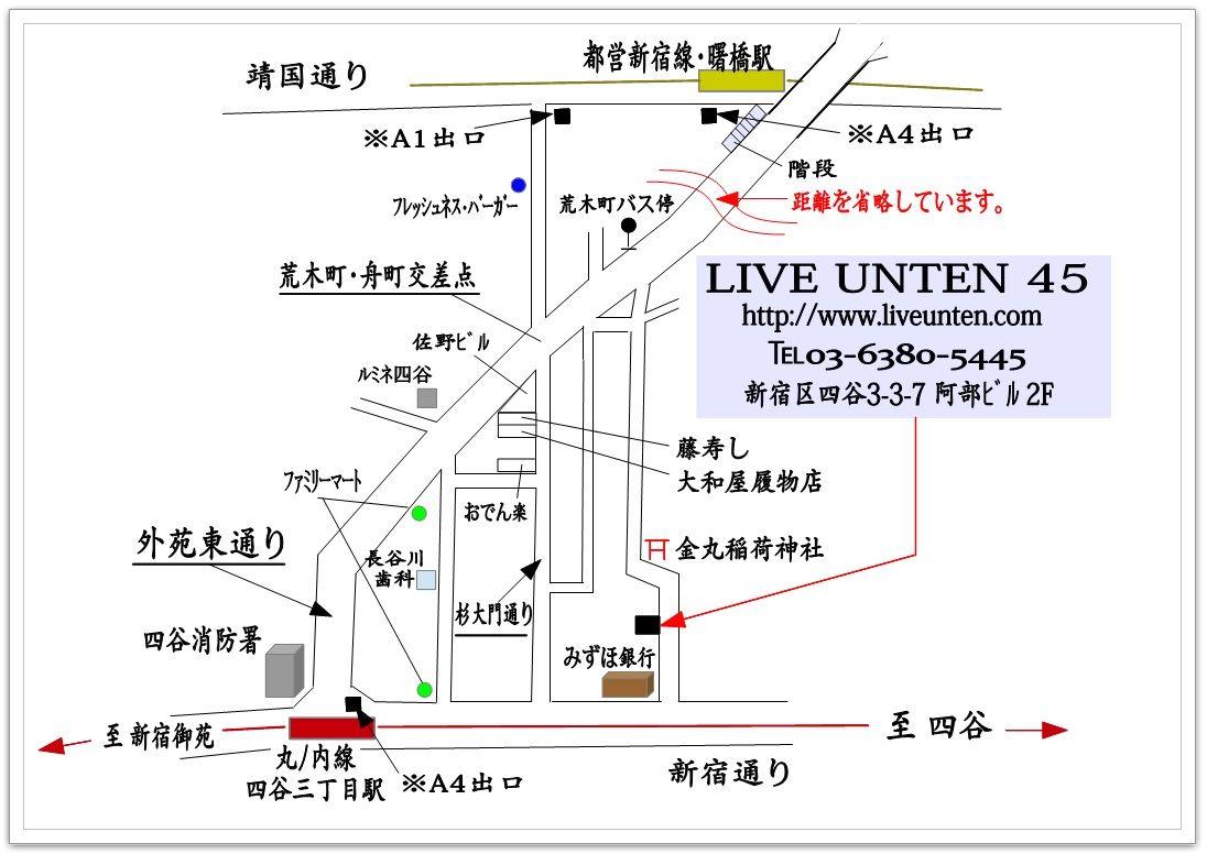 MAP LIVE UNTEN45