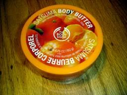 body butter