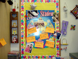 star student photo display