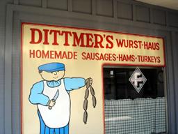 ドイツソーセージ、Dittmers