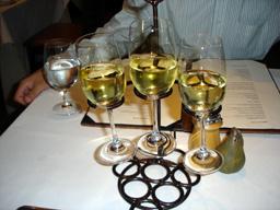 白ワインFlight