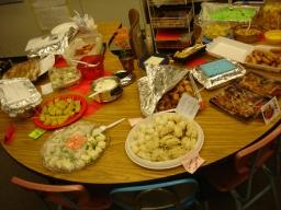 多国籍料理パーティー♪