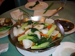 特注 shanghai crispy noodle