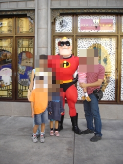 Mr.Incredible