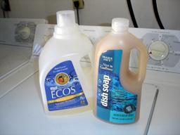 環境を考えた洗剤