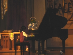 concert debut