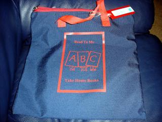 book club bag