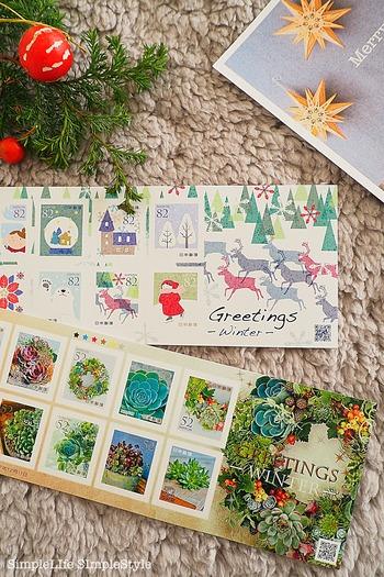クリスマス切手PC116835