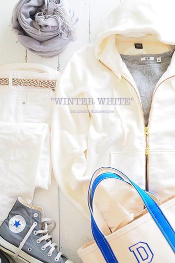 ウィンターホワイトPB256345