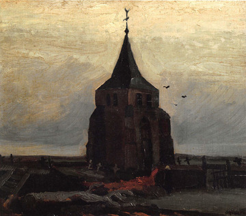 Vincent-van-Gogh--The-Old-Tower