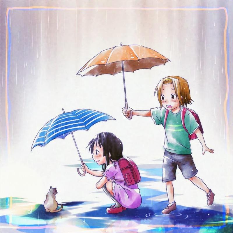 鮭田まもしろう - ろりつみおと雨の日 (14105002)