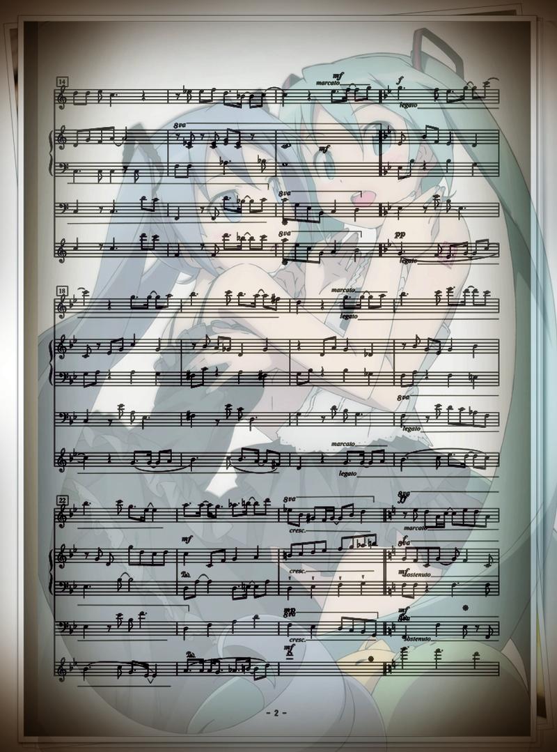 Musik-Box score 2p5edit
