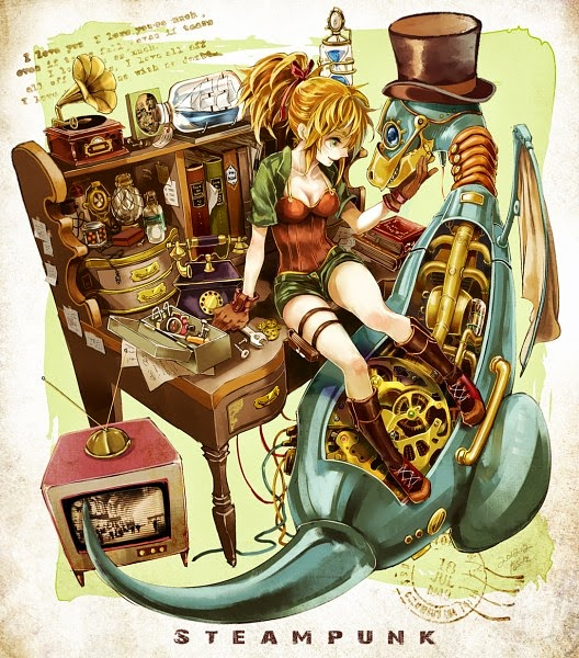 Steampunk Example 3