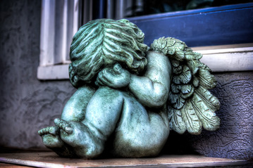 Bashful Angel