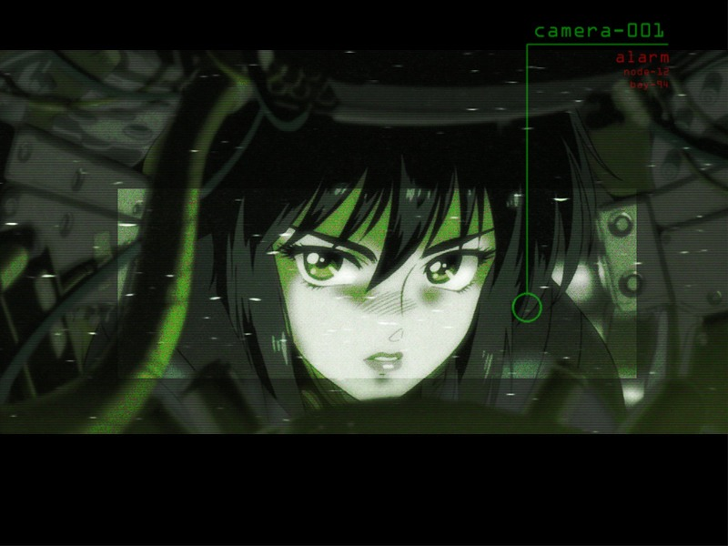 Ghost in the Shell --