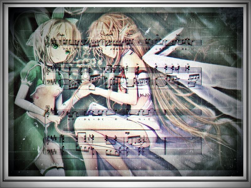 若きヨーゼフの空想 keyboad 4p7edit