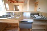 手造りキッチン