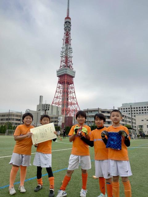 11月3日のサッカーフェスティバル2
