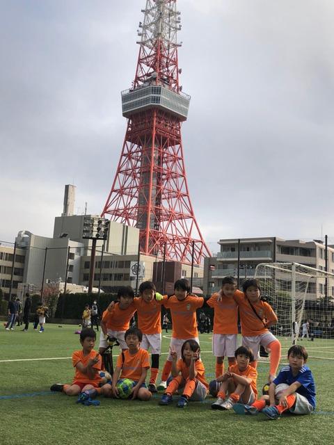 11月3日のサッカーフェスティバル1