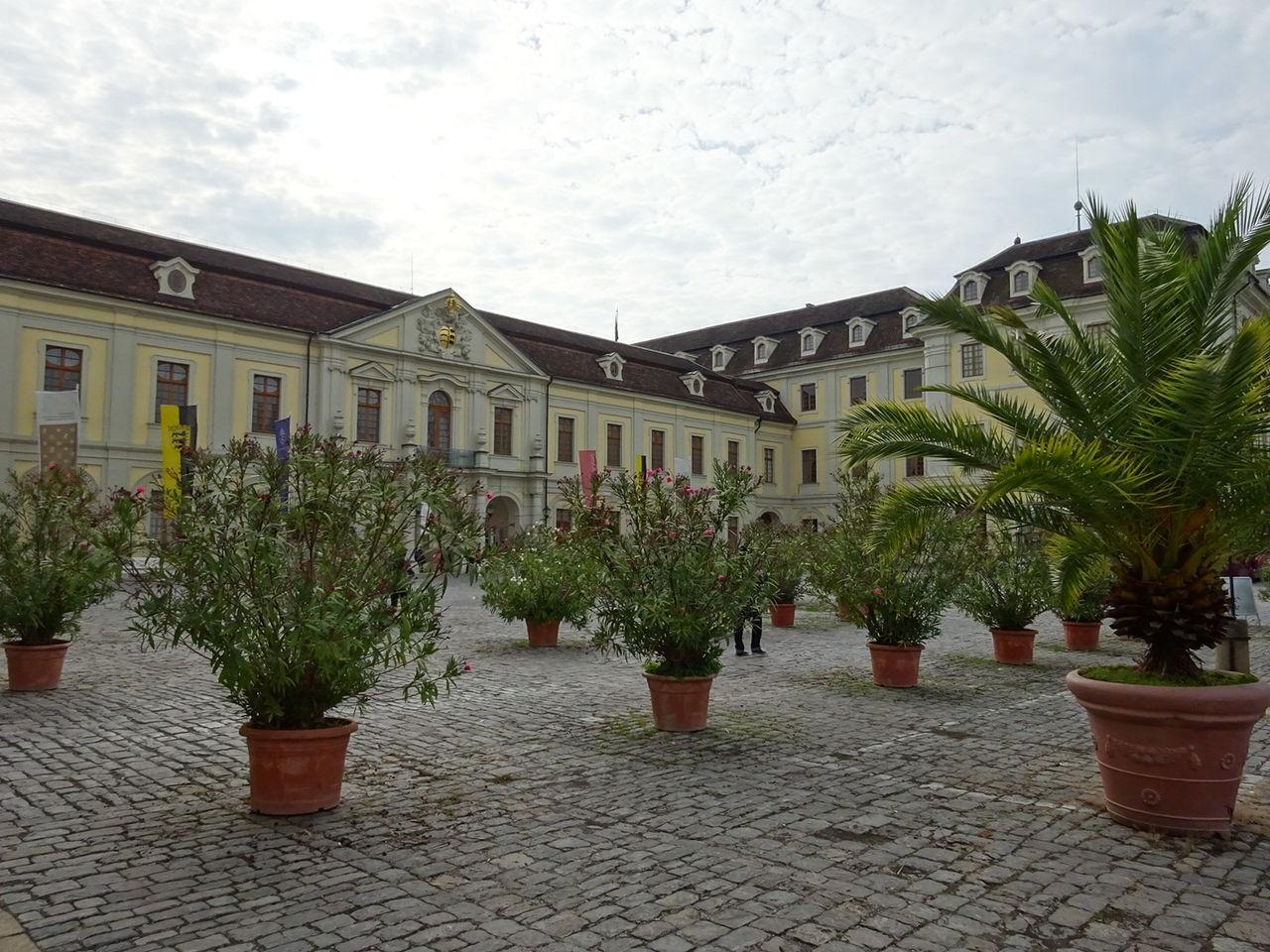 日記で備忘録なライフログ  ドイツ旅行37 ルートヴィヒスブルク(Ludwigsburg)コメント