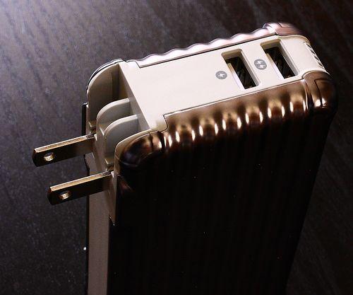 モバイルバッテリ (5)
