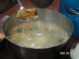 タラのスープ拡大