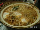 キムチ鍋1