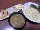 自作つけ麺