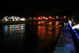 久慈川河畔イルミ12月13日�