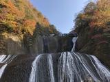 袋田の滝�