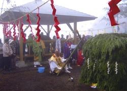 八溝山祭礼