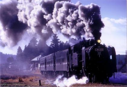 真岡鐵道SL(1)