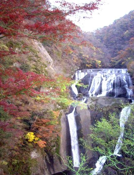 11-05袋田の滝