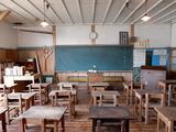 旧上岡小学校�