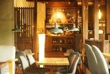 咲くカフェ(店内)�